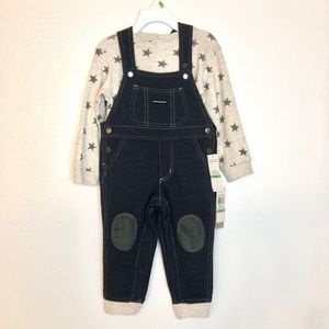 BNWT Calvin Klein Overalls Outfit Size 18M